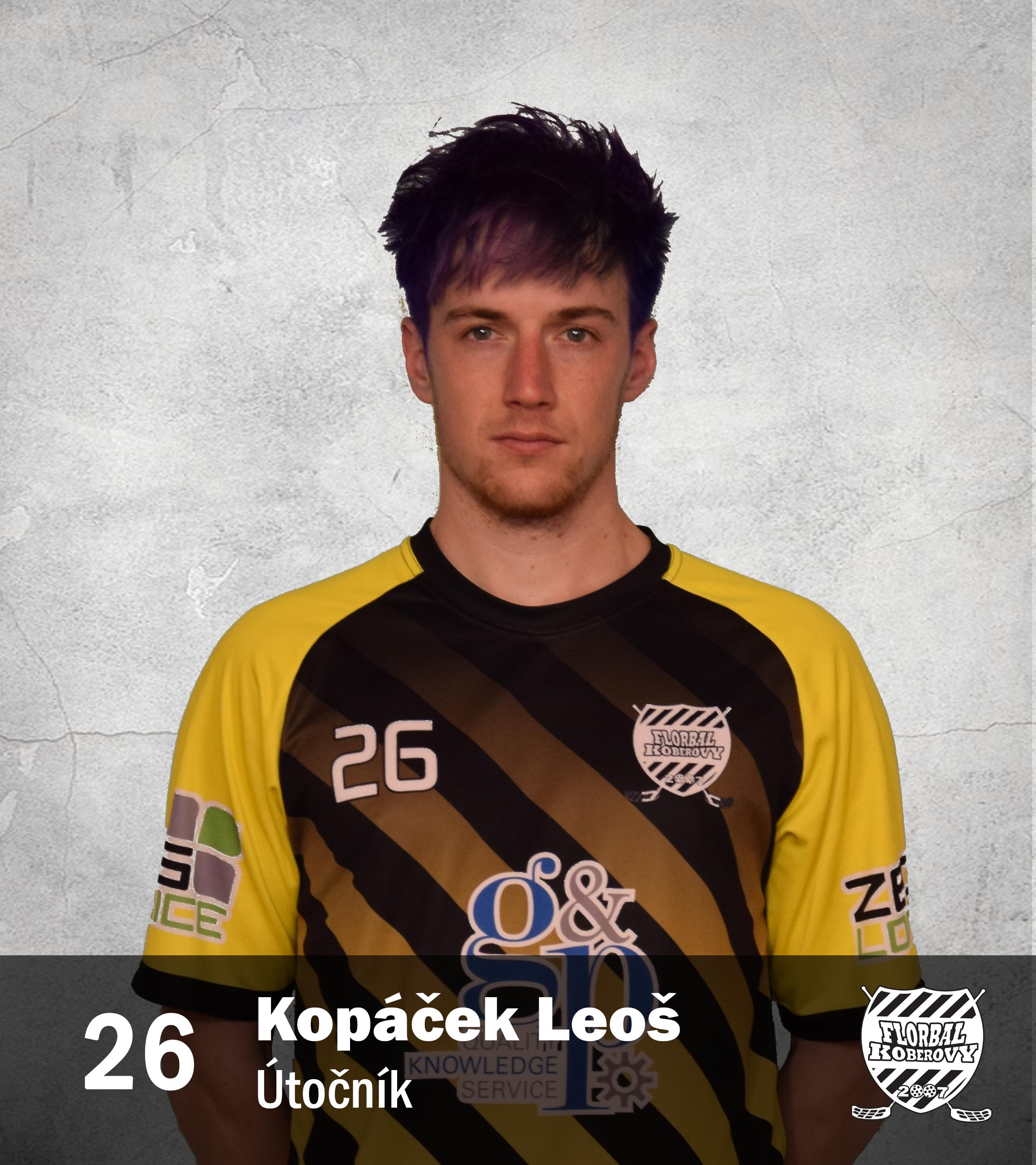 26 Kopáček Leoš